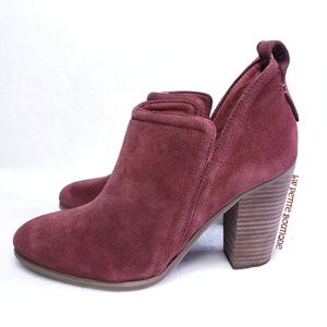 Vince Camuto Suede Booties